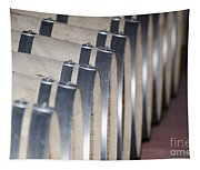 Wine Barrels Tapestry