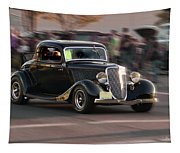 34 Rod Tapestry