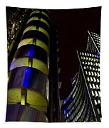 Lloyd's Building London  Tapestry