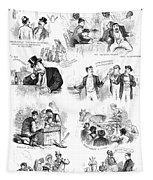 Centennial Fair, 1876 Tapestry