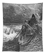 Coleridge: Ancient Mariner Tapestry