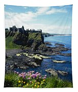 Dunluce Castle, Co Antrim, Ireland Tapestry