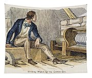 Eli Whitney (1765-1825) Tapestry