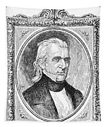 James K. Polk (1795-1849) Tapestry