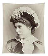 Lillie Langtry (1852-1929) Tapestry