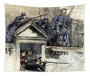 Paris Commune, 1871 Tapestry