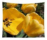 Tulip Named Big Smile Tapestry