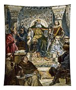 Charlemagne (742-814) Tapestry