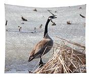 Goose Tapestry