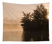 Lake Of The Woods, Ontario, Canada Tapestry