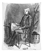Marquis De Lafayette Tapestry