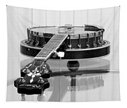 5-string On Glass Tapestry