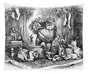 Thomas Nast: Santa Claus Tapestry