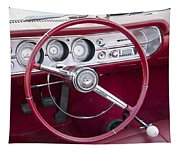 55 Chevy Ss Dash Tapestry