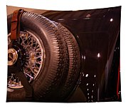1933 Mercedes-benz 380 Ss Roadster Erdmann And Rossi Tapestry