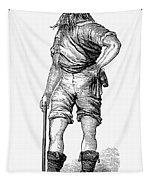 California Gold Rush, 1852 Tapestry