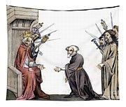 Charlemagne (742-814) Tapestry
