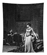Cleopatra Vii (69-30 B.c.) Tapestry