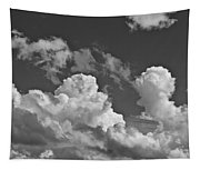 English Summer Sky Tapestry