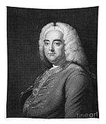 George Frederick Handel Tapestry