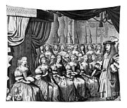 Louis Xiv (1638-1715) Tapestry