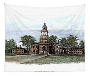 Philadelphia State House Tapestry