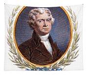 Thomas Jefferson (1743-1826): Tapestry