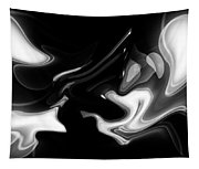 Abstract Pattern Art Tapestry