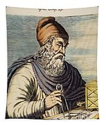 Archimedes (287?-212 B.c.) Tapestry
