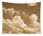 English Summer Sky Tapestry