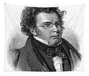 Franz Schubert (1797-1828) Tapestry