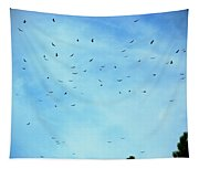 74 Turkey Vultures Tapestry