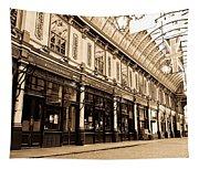 Leadenhall Market London Tapestry
