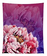 Peony Tapestry