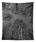 Trees In Epping Forest Tapestry