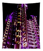 Lloyd's Building London  Tapestry
