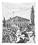 Great Railroad Strike, 1877 Tapestry