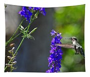 A Bird And A Bee Tapestry