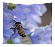 A Busy Bee Tapestry