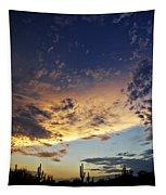 A Desert Horizon  Tapestry