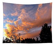 A Dramatic Summer Evening 2 Tapestry