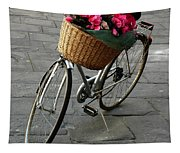 A Flower Delivery Tapestry