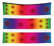 A Fractal Spectrum Tapestry