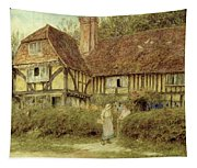 A Kentish Cottage Tapestry