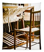 A Loom For Grandma Tapestry