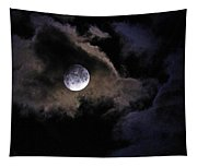 A Magical Moon Tapestry
