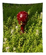 A Orb In Thyme Tapestry