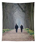 A Peaceful Stroll Tapestry