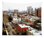A Philadelphian View Tapestry