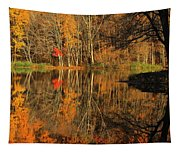 A Reflection Of October Tapestry